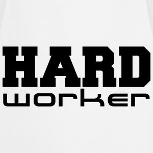 Hard Worker T-shirts - Förkläde