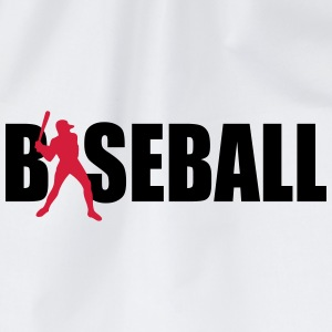 Baseball logo sil Sweat-shirts - Sac de sport léger