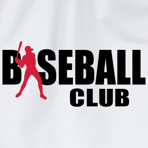 Baseball club logo sil Sweat-shirts - Sac de sport léger