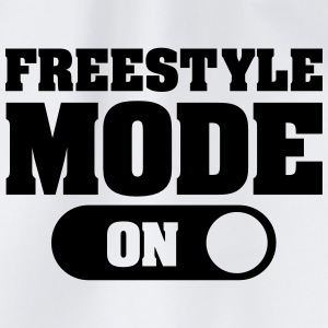 Freestyle Mode (On) T-shirts - Gymtas