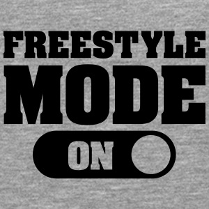 Freestyle Mode (On) Pullover & Hoodies - Männer Premium Langarmshirt