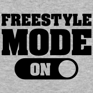 Freestyle Mode (On) Tröjor - Slim Fit T-shirt herr