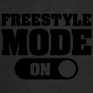 Freestyle Mode (On) Sweat-shirts - Tablier de cuisine