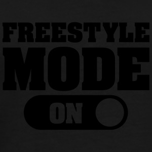 Freestyle Mode (On) Tröjor - Premium-T-shirt herr