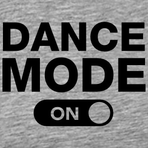 Dance Mode (On) Tröjor - Premium-T-shirt herr
