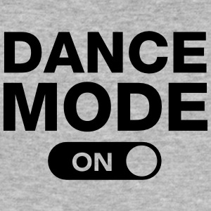 Dance Mode (On) Tröjor - Slim Fit T-shirt herr