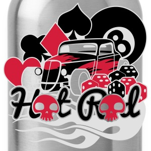Rockabilly Rod Shirts - Water Bottle
