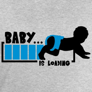 Baby Is Loading Boy Tee shirts - Sweat-shirt Homme Stanley & Stella