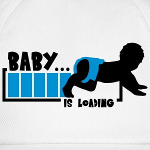 Baby Is Loading Boy T-paidat - Lippalakki
