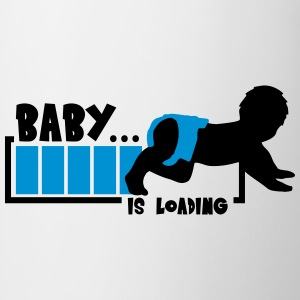 Baby Is Loading Boy T-paidat - Muki