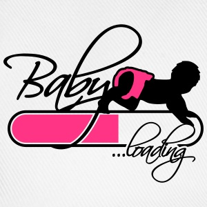 Baby Loading Logo Design Tee shirts - Casquette classique