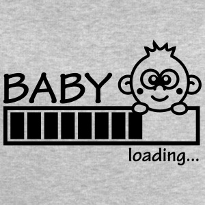 Baby Is Loading Girl T-shirts - Sweatshirt herr från Stanley & Stella