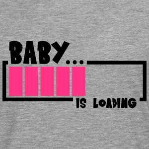 Baby Is Loading Design Tee shirts - T-shirt manches longues Premium Homme