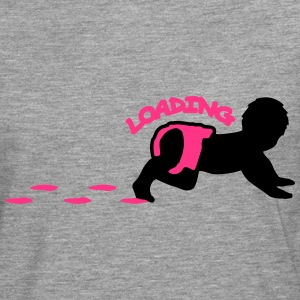 Baby Loading Design Tee shirts - T-shirt manches longues Premium Homme
