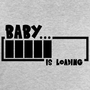 Baby Girl Loading Bar T-Shirts - Men's Sweatshirt by Stanley & Stella