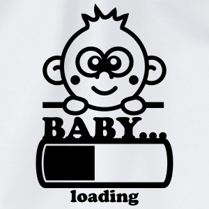 Baby Loading Bar T-shirts - Gymtas