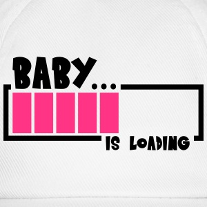 Baby Is Loading Design T-paidat - Lippalakki