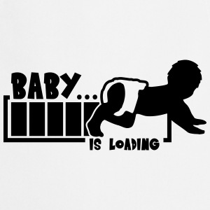 Baby Is Loading T-skjorter - Kokkeforkle