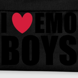 Emo Boys T-Shirts - Kids' Backpack