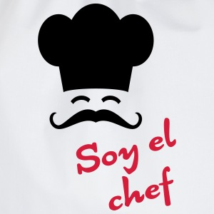 Soy el chef Hoodies - Drawstring Bag