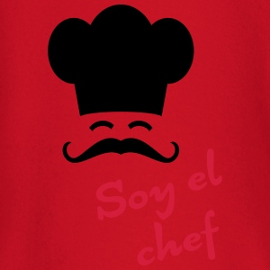 Soy el chef  Aprons - Baby Long Sleeve T-Shirt