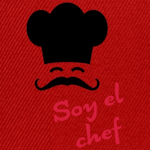 Soy el chef Tabliers - Casquette snapback