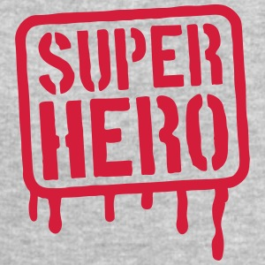 Super Hero Stamp T-Shirts - Men's Sweatshirt by Stanley & Stella