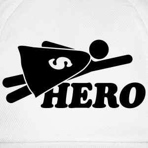 Super Hero Man T-shirts - Basebollkeps