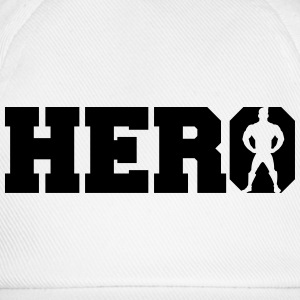 Super Hero Logo T-Shirts - Baseball Cap