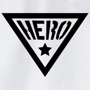 Hero Symbol T-Shirts - Drawstring Bag