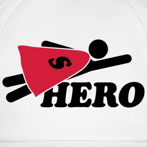 Super Hero Man T-Shirts - Baseball Cap