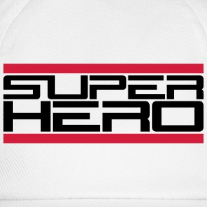Super Hero Design T-Shirts - Baseball Cap