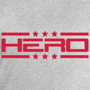 Hero Star Logo T-Shirts - Men's Sweatshirt by Stanley & Stella