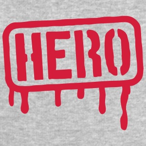 Hero Stamp T-skjorter - Sweatshirts for menn fra Stanley & Stella