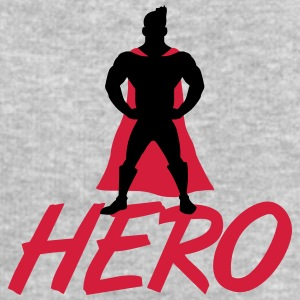Hero T-Shirts - Men's Sweatshirt by Stanley & Stella