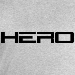 Hero Logo T-Shirts - Men's Sweatshirt by Stanley & Stella