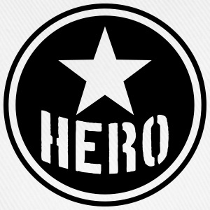 Hero Circle Logo T-Shirts - Baseball Cap