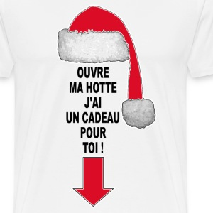 PERE NOEL HUMOUR Tee shirts manches longues - T-shirt Premium Homme