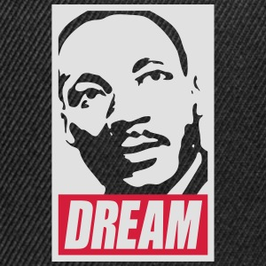 Obey x Dream MLK 2c_noir Shirts - Snapback Cap