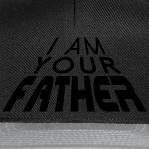 I am your FATHER 3D big (1c) Felpe - Snapback Cap
