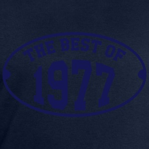 The Best of 1977 T-Shirts - Men's Sweatshirt by Stanley & Stella