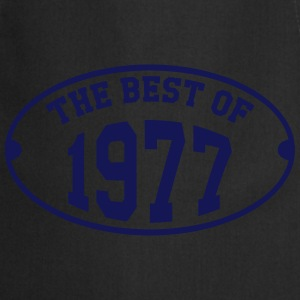 The Best of 1977 T-shirts - Förkläde