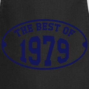 The Best of 1979 T-Shirts - Kochschürze