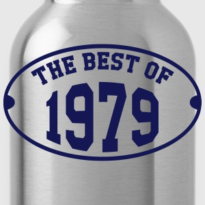 The Best of 1979 T-Shirts - Water Bottle