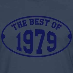 The Best of 1979 Tee shirts - T-shirt manches longues Premium Homme
