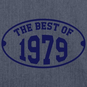 The Best of 1979 T-Shirts - Shoulder Bag made from recycled material