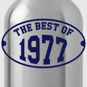 The Best of 1977 T-Shirts - Water Bottle
