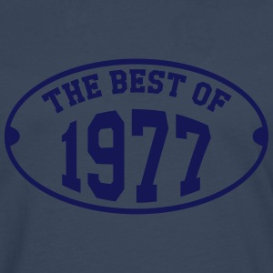 The Best of 1977 Tee shirts - T-shirt manches longues Premium Homme