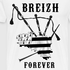 breizh forever Tee shirts manches longues - T-shirt Premium Homme