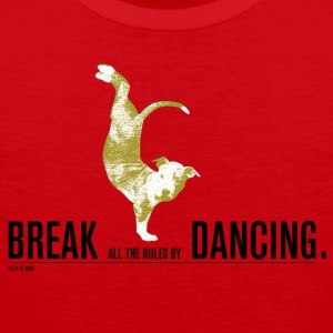 Breaking Dog T-Shirts - Männer Premium Tank Top